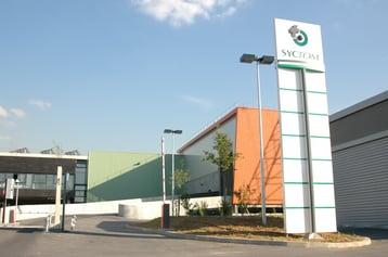 Centre de Tri de Nanterre